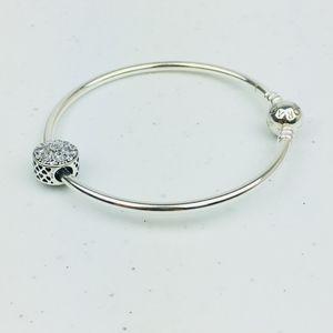 1659871cd Pandora Jewelry | Limited Edition Tree Of Hearts Bangle Set | Poshmark